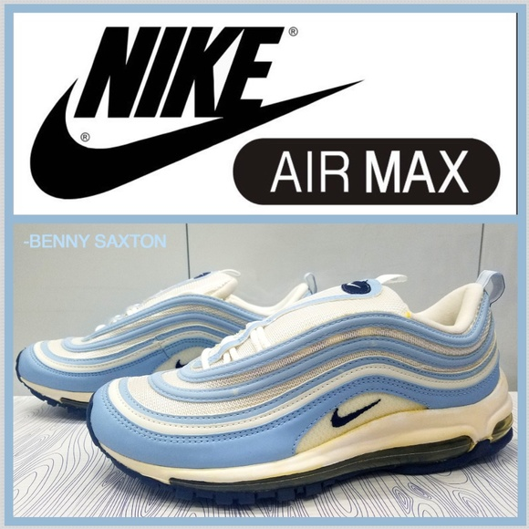 official photos 4e036 4b9a6 BRAND NEW AIR MAX 97 ICE BLUE WMN S 9 VINTAGE 2005. NWT. Nike
